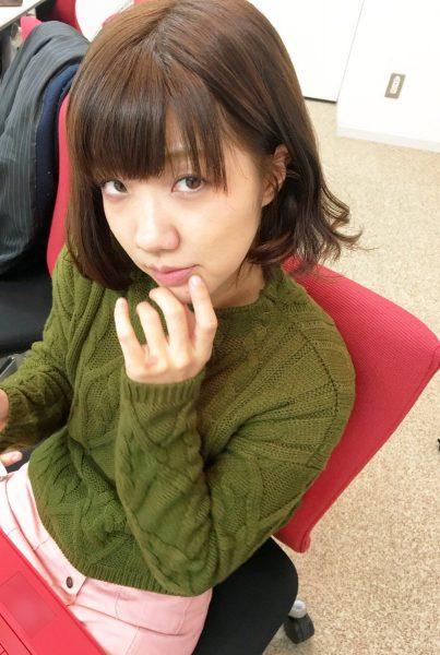 3時のヒロイン福田麻貴写真