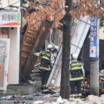 札幌の爆発事故はなぜ起きた?【原因】発生元の不動産会社はどこ?